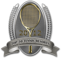 TennisResortsOnline.com Top 50 Tennis Resorts of 2012